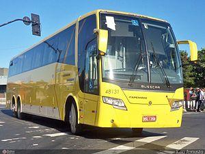 Volvo B12 - Itapemirim Busscar Vissta Buss Elegance 360-bodied B12R 6x2 in Brazil