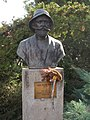 Bust of Count Sámuel Teleki by Béla Domonkos. - Érd.JPG