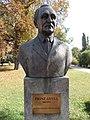 Bust of Gyula Prinz by Béla Domonkos. - Érd.JPG