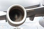 C-17 Globemaster 97-0044 Turku Airshow 2015 05 engine.JPG