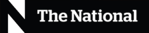 The National (TV program) - The logo for The National as of November 6, 2017