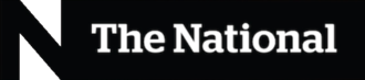 The National (TV program) - The logo for The National as of November 6, 2017
