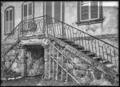 CH-NB - Sierre, Maison de Courten, Perron, vue partielle - Collection Max van Berchem - EAD-7651.tif