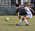 CNU Christopher Newport University Captains Virginia Va. Penn State Harrisburg Pennsylvania Pa. women soccer (22330248699).jpg