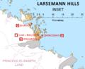 COMNAP Larsemann Hills map 2012.png