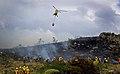 CONAF combate incendio de Valparaíso 01.jpg