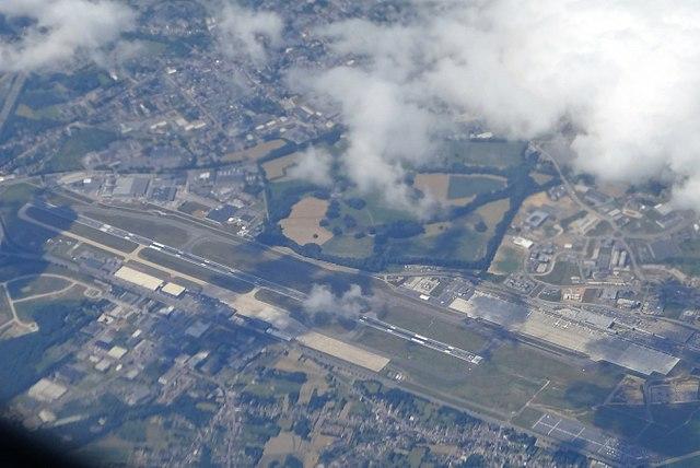 Flughafen Brüssel-Charleroi