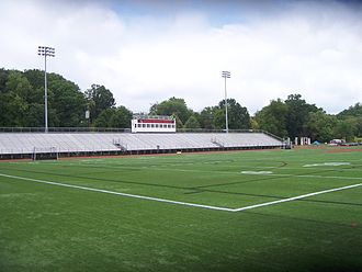 Catholic University Cardinals football - Cardinal Stadium