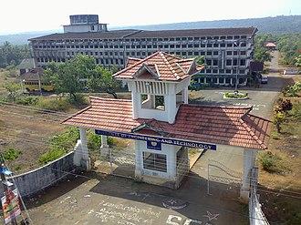 Pallikkal Bazar - Calicut University Institute of Engineering and Technology