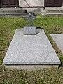 CZE Český Těšín Mistřovice, Hřbitov, grób żołnierza polskiego.jpg