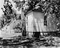 Cabin on the James River Tuckahoe Plantation by Frances Benjamin Johnston.jpg