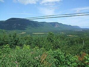 Cape North, Nova Scotia - Sunrise Valley, Cape North in 2010