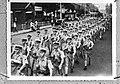 Cadetten van het Koninlijk Instituut voor de Marine in Soerabaja tijdens een def, Bestanddeelnr 935-0027.jpg
