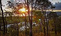 Cairns Airport Sunrise from Mount Whitfield - panoramio.jpg