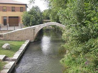 Jiloca (river) river in Aragón, Spain