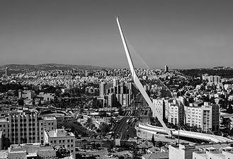Calatrava Bridge in Jerusalem (18995810918)