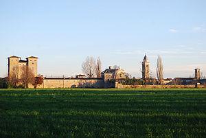 Calvisano - Image: Calvisano panorama
