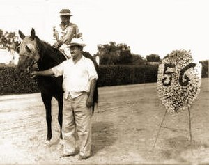 Triple Crown of Thoroughbred Racing - Camarero, winner of 56 consecutive races and the Triple Crown