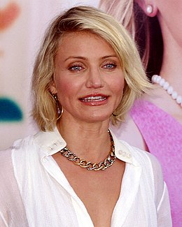 Cameron Diaz WE 2012 Shankbone 7.JPG