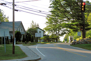 Campton, New Hampshire Town in New Hampshire, United States