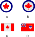 Canada.Ancienne identification Fuselage et dérive.png