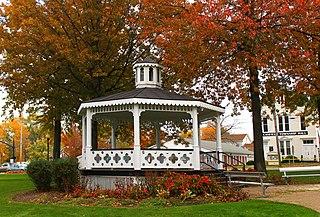 Canfield, Ohio City in Ohio, United States