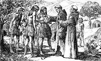 Missionary - The first recorded baptism in Alta California