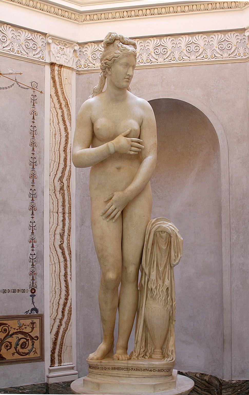 Capitoline Venus - Palazzo Nuovo - Musei Capitolini - Rome 2016