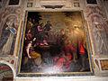 Cappella serragli, francesco curradi, miracolo dei pani e dei pesci 02.JPG