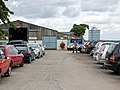 Car park, Hilltop Farm shop and cafe - geograph.org.uk - 1404503.jpg