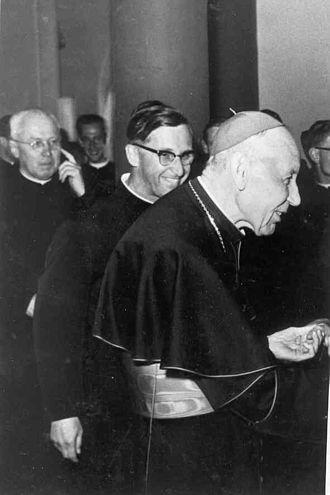 Augustin Bea - Image: Cardinal Bea
