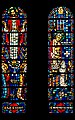 Carl Huneke's faceted glass windows - Blessing & Communion at St. Helen's Church, Fresno, CA.jpg