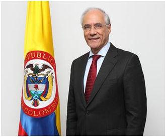 Carlos Rodado Noriega - Minister Rodado in 2010.