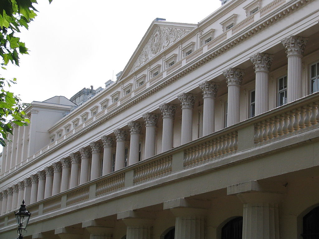 File carlton house terrace london jpg wikimedia commons for Terrace house tv