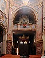 Carmelite church interior Mdina Malta 2014 5.jpg