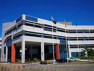 Australian federal government department