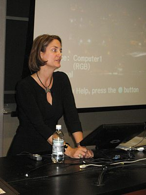 Pulitzer Prize for Feature Photography - Photojournalist Carolyn Cole, who won the award in 2004