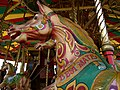 "Carousel Horse ""Best Mate"", Beamish Museum, Durham, UK (2015-04-26 11.40-08 by Cory Doctorow).jpg"