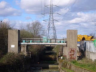 Carpenters Road Lock