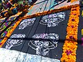 Carpet of Day of the Dead in Huamantla, Tlaxcala.jpg
