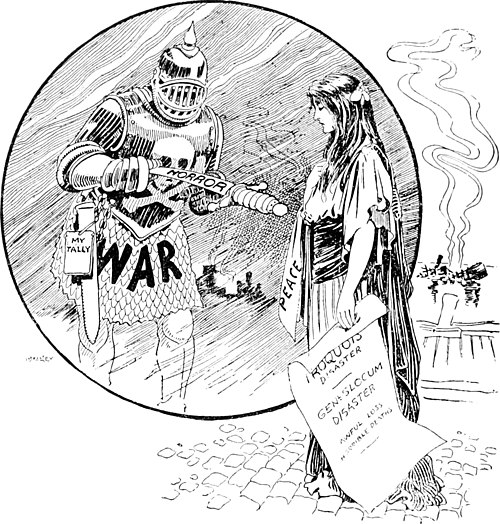 Cartoons by Bradley, cartoonist of the Chicago Daily News; (1917) (14769463954).jpg