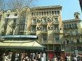 Casa Bruno Cuadros des de l'autobús P1370919.jpg