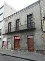 Casa donde murió Doña Josefa Ortiz de Domínguez, Ciudad de México - Fachada.jpg