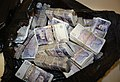 Cash in black bag seized from Milos Dukic (28556836534).jpg