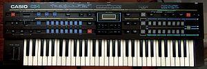 Casio CZ synthesizers - Casio CZ-1