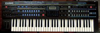 Casio CZ synthesizers