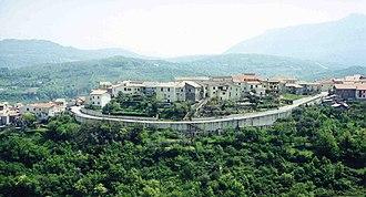 Cassano Irpino - Image: Cassano irpino 01
