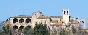 Medinyà - Medinyà castle