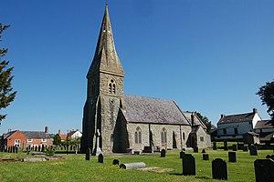 Castle Caereinion - St Garmon Church, Castle Caereinion
