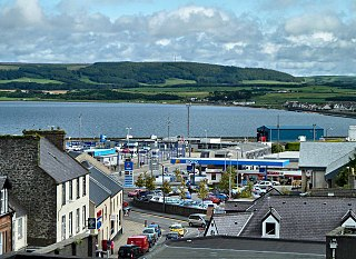 Inch, Dumfries and Galloway Human settlement in Scotland